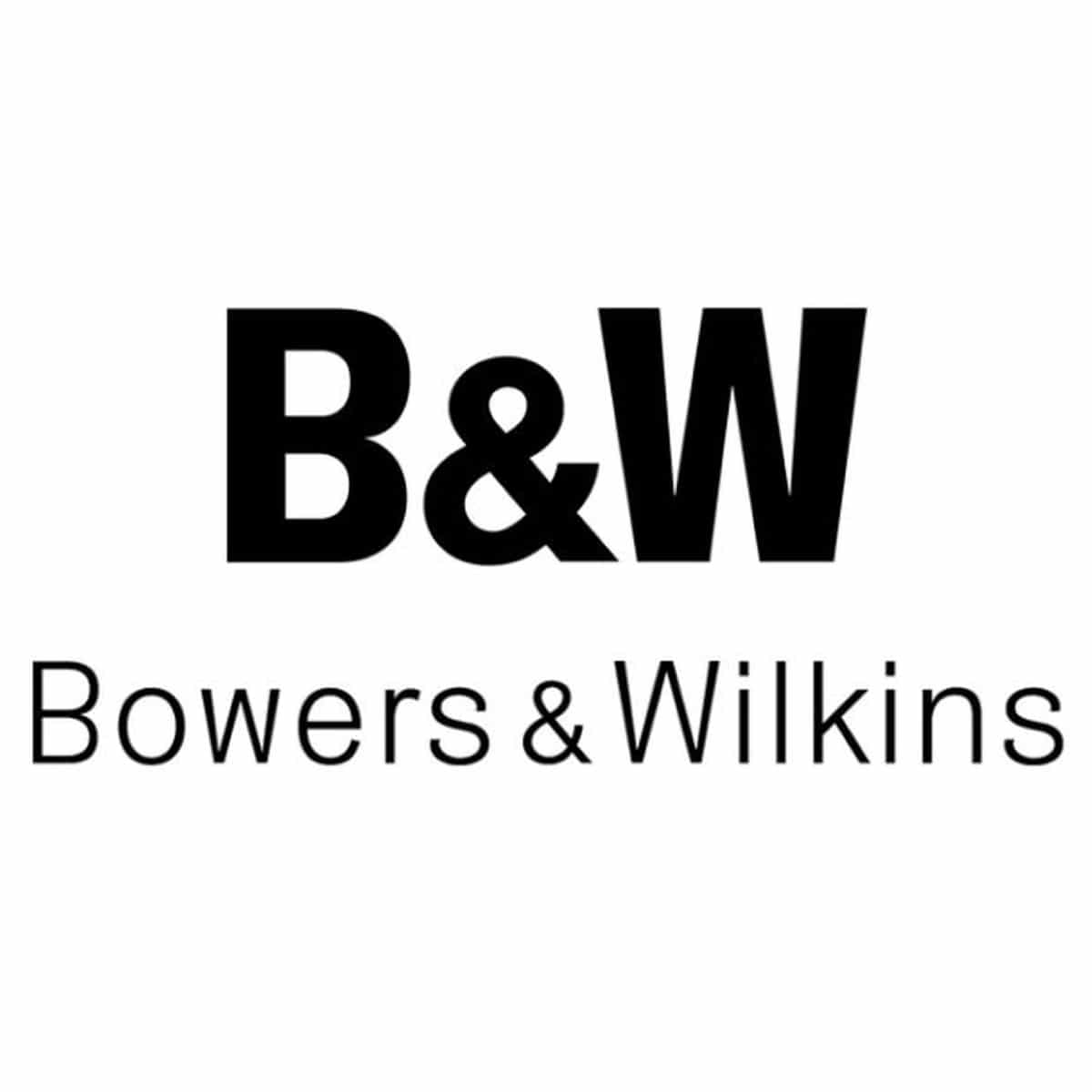 Bower & Wilkins Home Audio